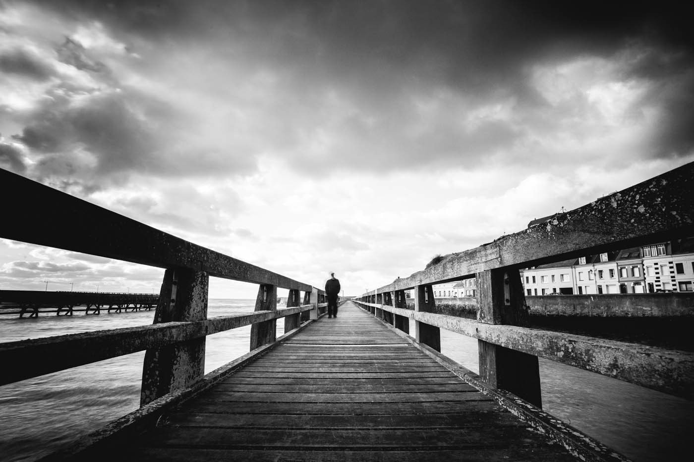 Photograph Ghost of the Bridge by Mickaël LIBLIN on 500px