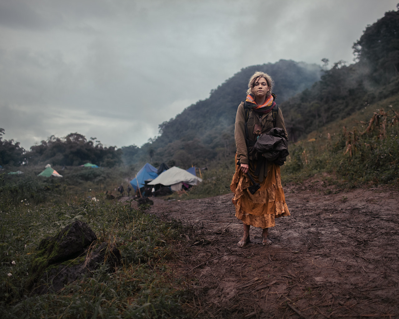 Photograph Rainbow gathering 2012 guatemala  by Benoit  paille on 500px