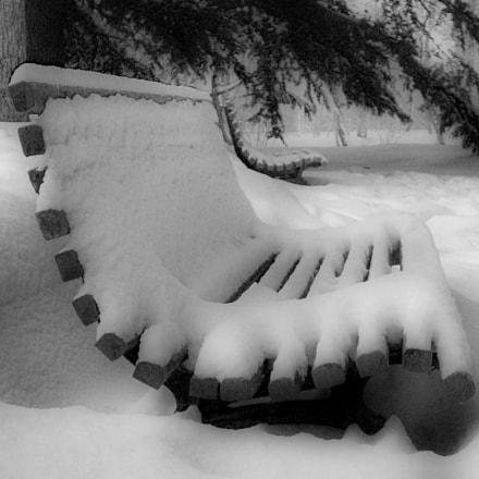 winter, Sony DSC-H50