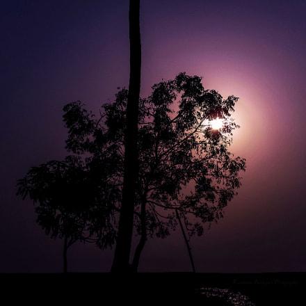 Sunset, Canon IXUS 175
