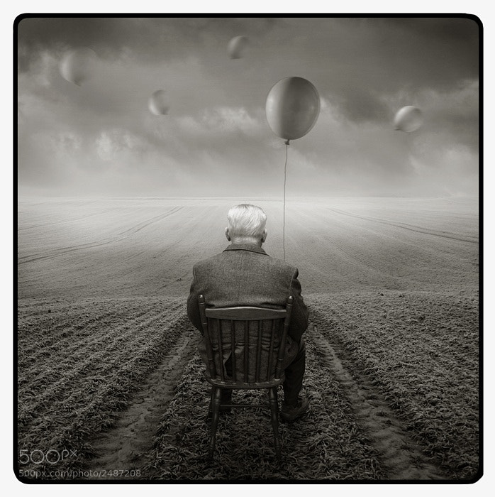 Photograph .ballons. by Michal Giedrojc on 500px