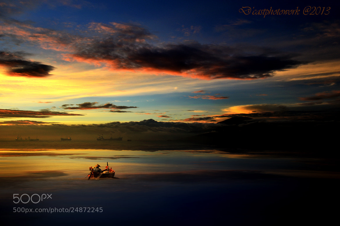 Photograph Sunset by D'cast Photowork on 500px