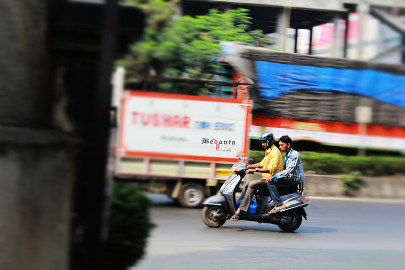 Photograph Busy Driving by Bedanta Thakuria on 500px