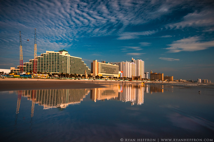 Photograph Daytona by Ryan Heffron on 500px