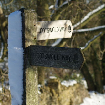 cotswold way, Sony DSLR-A330