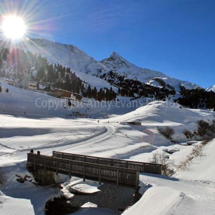 Obergurgl Hochgurgl Otztal Ski resort in the Western Tyrol