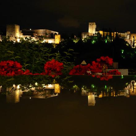 Noche en Albaycin, Panasonic DMC-FX10