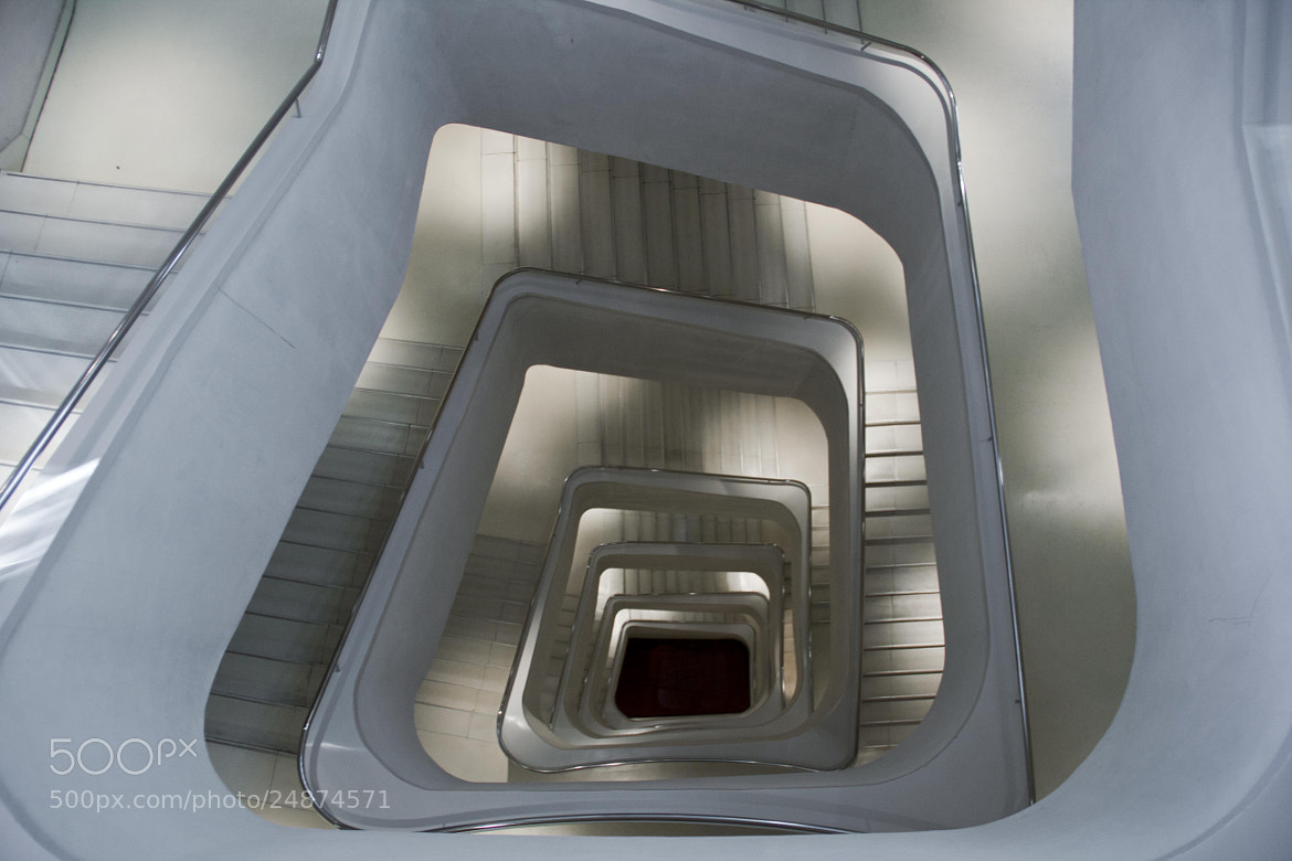 Photograph Escaleras by Miguel Parreño Martinez on 500px