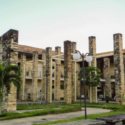 Universidade Federal/SE, Nikon COOLPIX L110