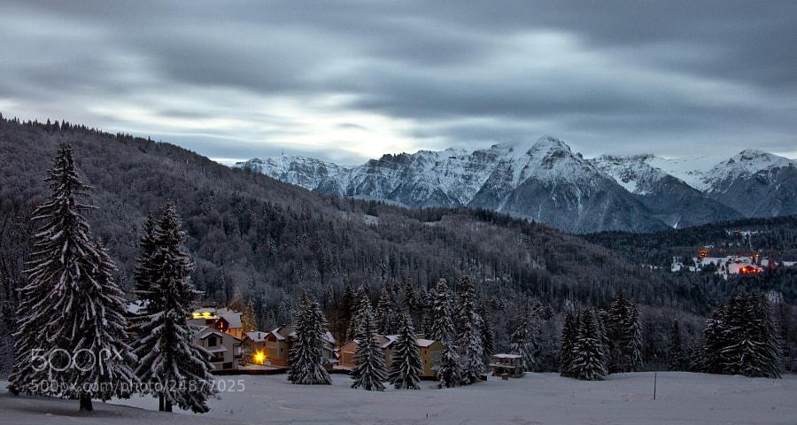 Photograph Evening View by Ioan-Alexandru Alexandri on 500px
