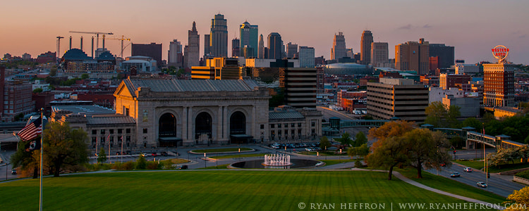 Photograph Kansas City by Ryan Heffron on 500px