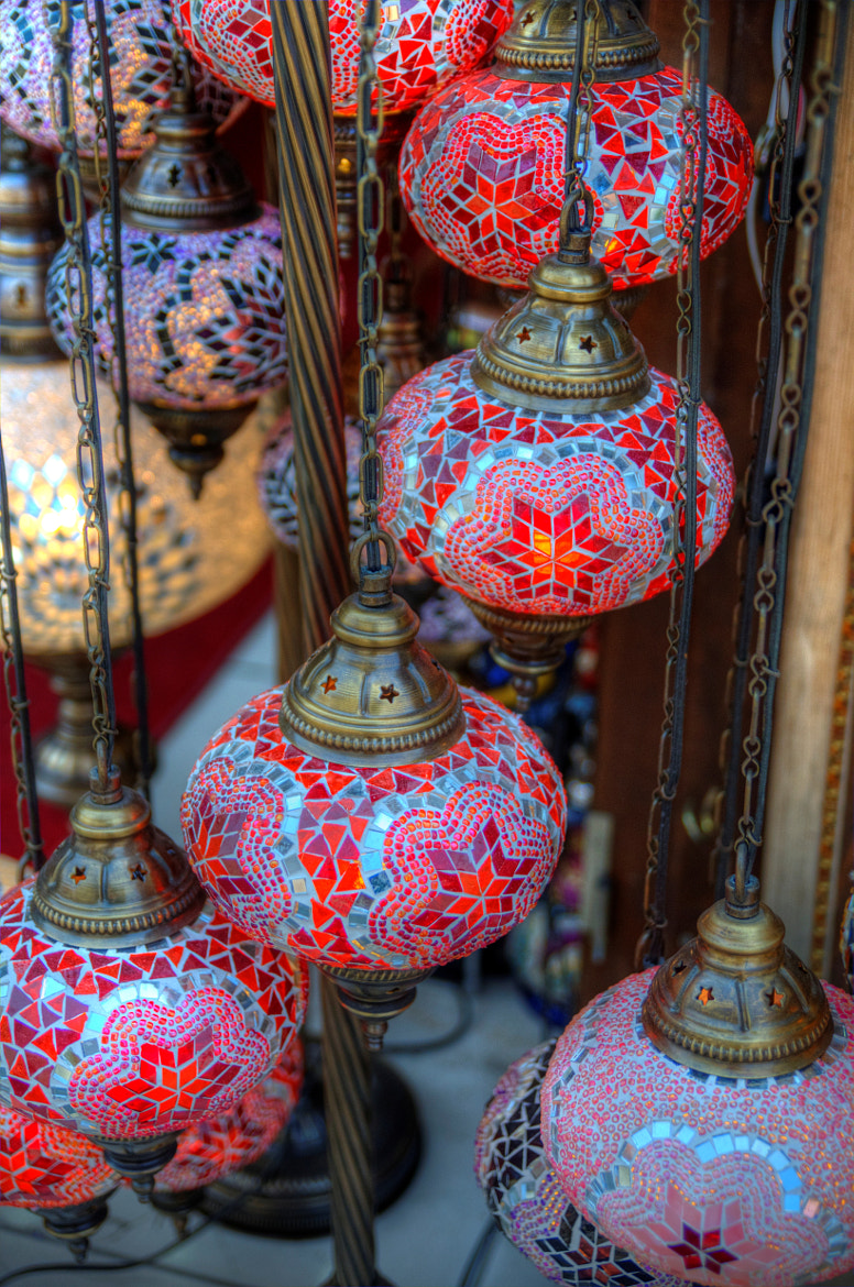 Photograph Turkish Lights by Claudia Gadea on 500px