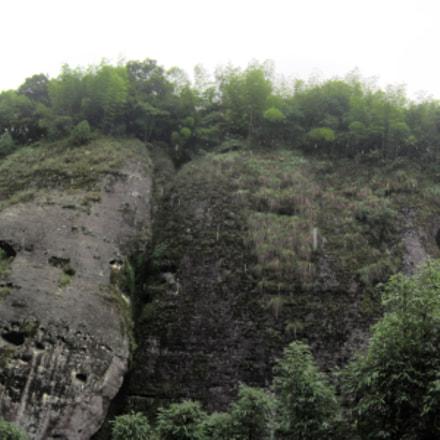 Mountain peaks, Canon IXUS 220HS