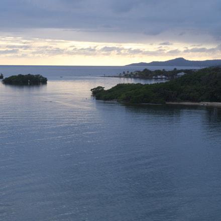 Sunsent on Mahogany Bay 2, RICOH PENTAX K-S2, smc PENTAX-DA L 18-50mm F4-5.6 DC WR RE