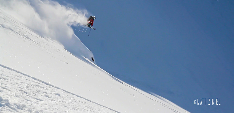 Photograph Seth Dropping by Matt Ziniel on 500px