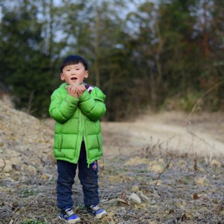 Play stone, Nikon D5, AF-S Nikkor 58mm f/1.4G