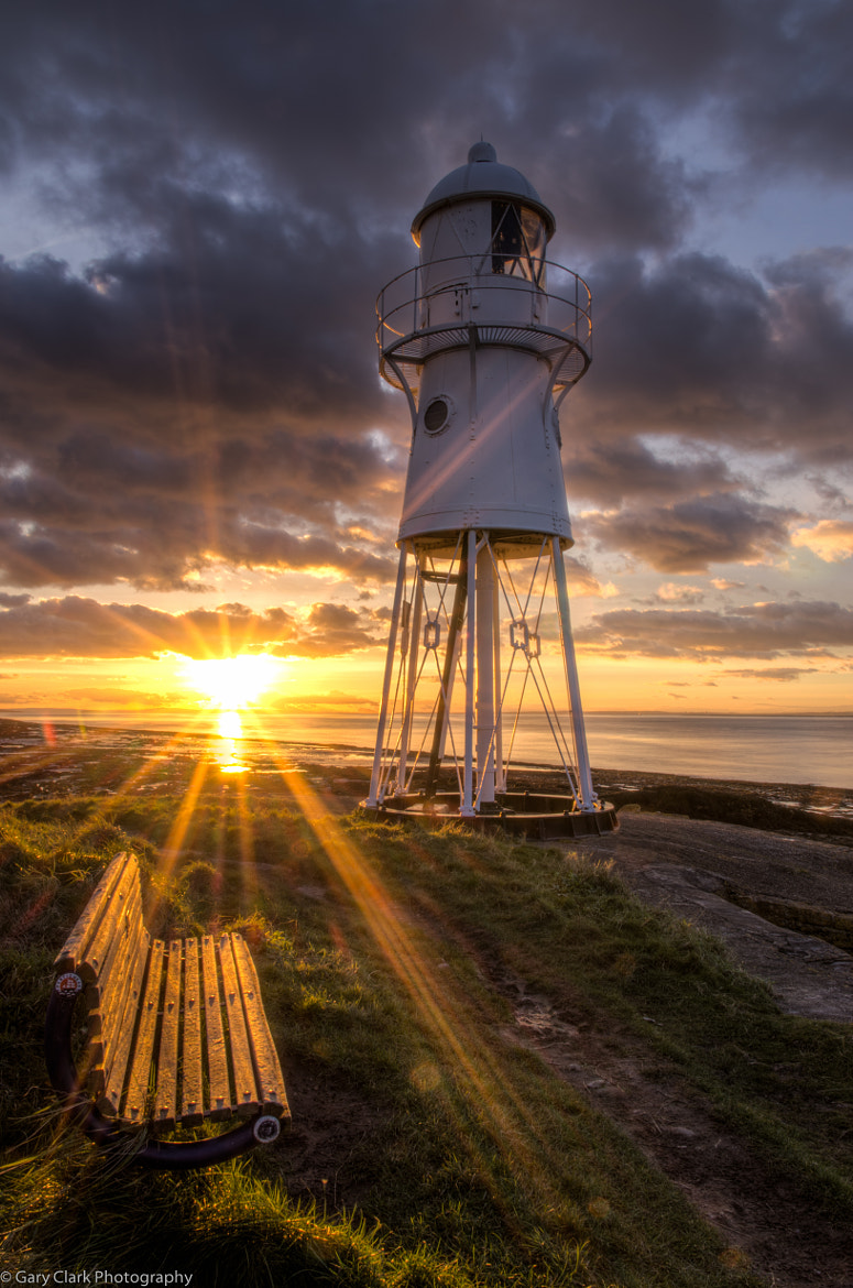 Photograph Black Nore Lighthouse Sunset by Gary Clark on 500px