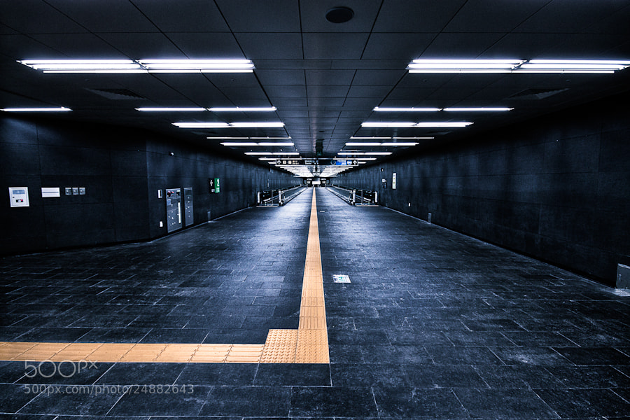 Photograph Perpendicular by Loic Labranche on 500px