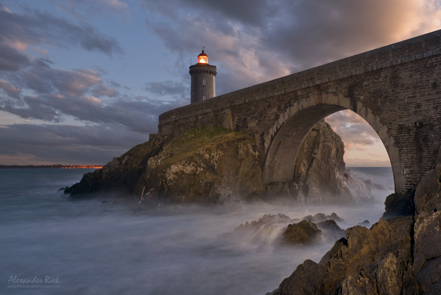Tower of Light by Alexander Riek on 500px.com