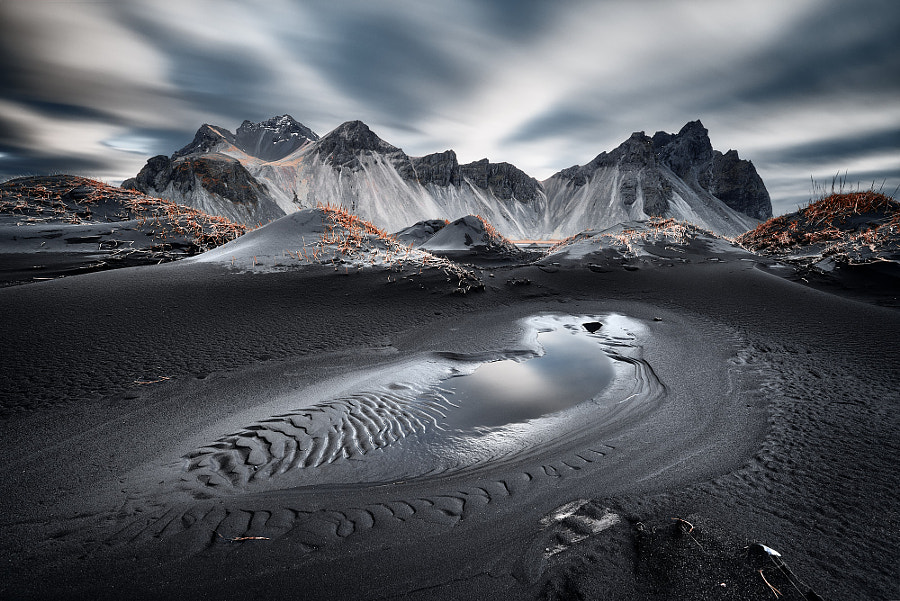 Vestrahorn by Etienne Ruff on 500px.com