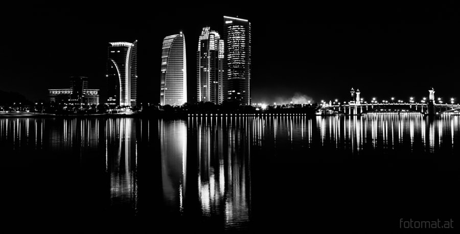 Putrajaya @ Night Panorama