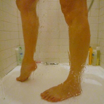 Feet, Panasonic DMC-FX40