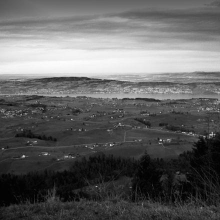 Lake Zurich, Nikon COOLPIX S225