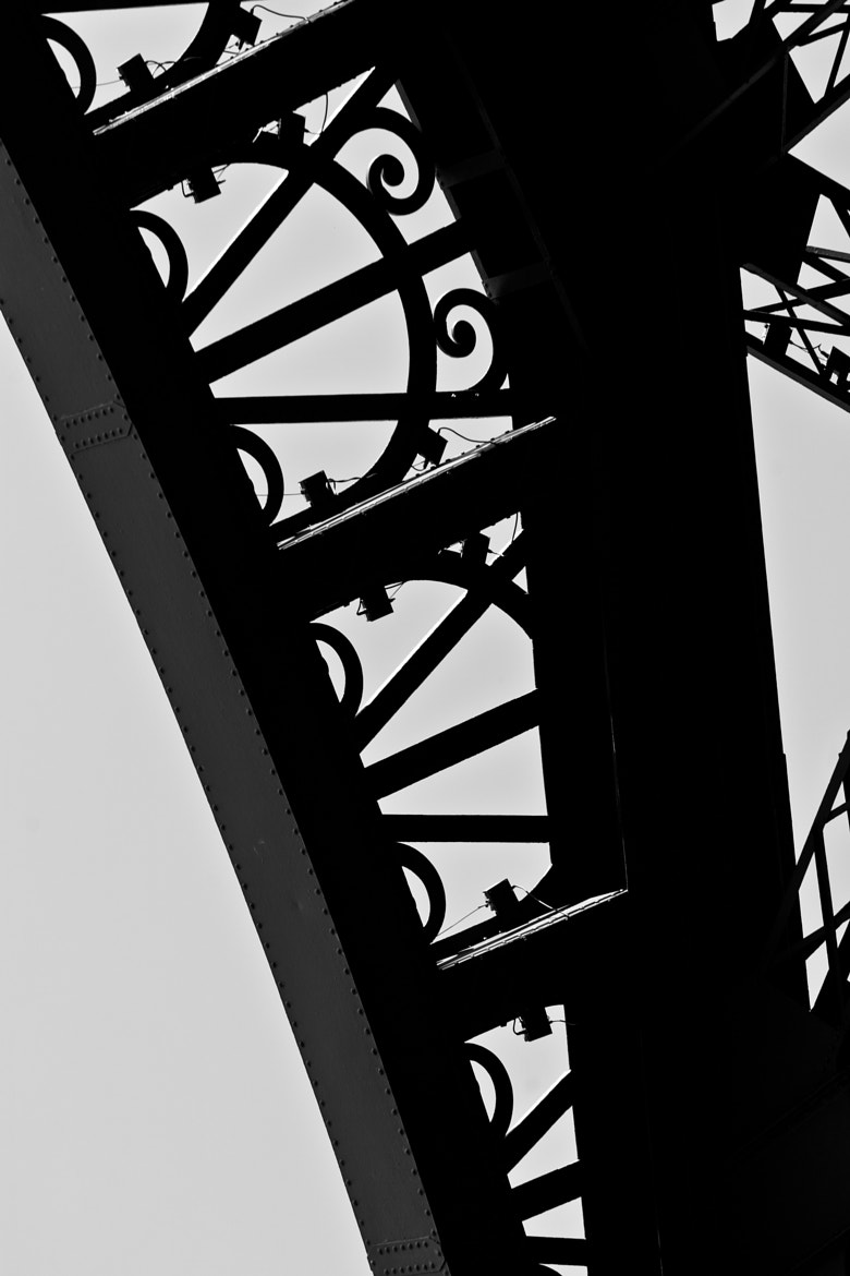 Photograph Eiffel Tower Silhouette 1 by Melissa Crain on 500px