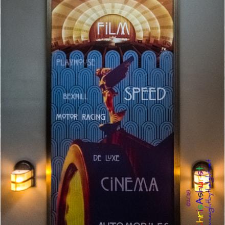 Seean at The Picture, Fujifilm FinePix F550EXR