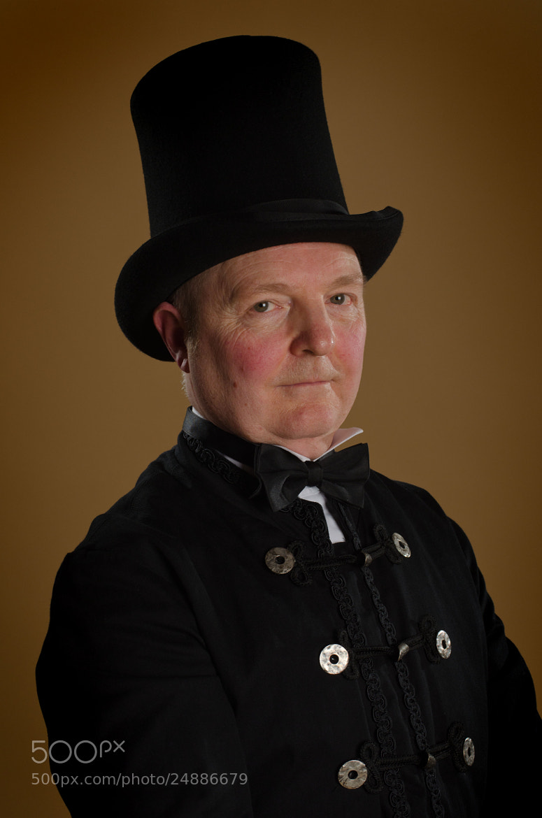 Photograph Victorian Gent by Youngman Images on 500px