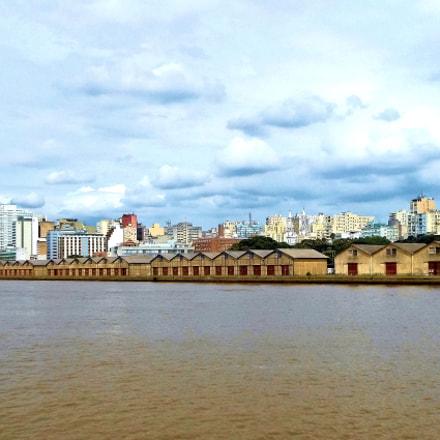 Cais do Porto Porto, Nikon COOLPIX S6200