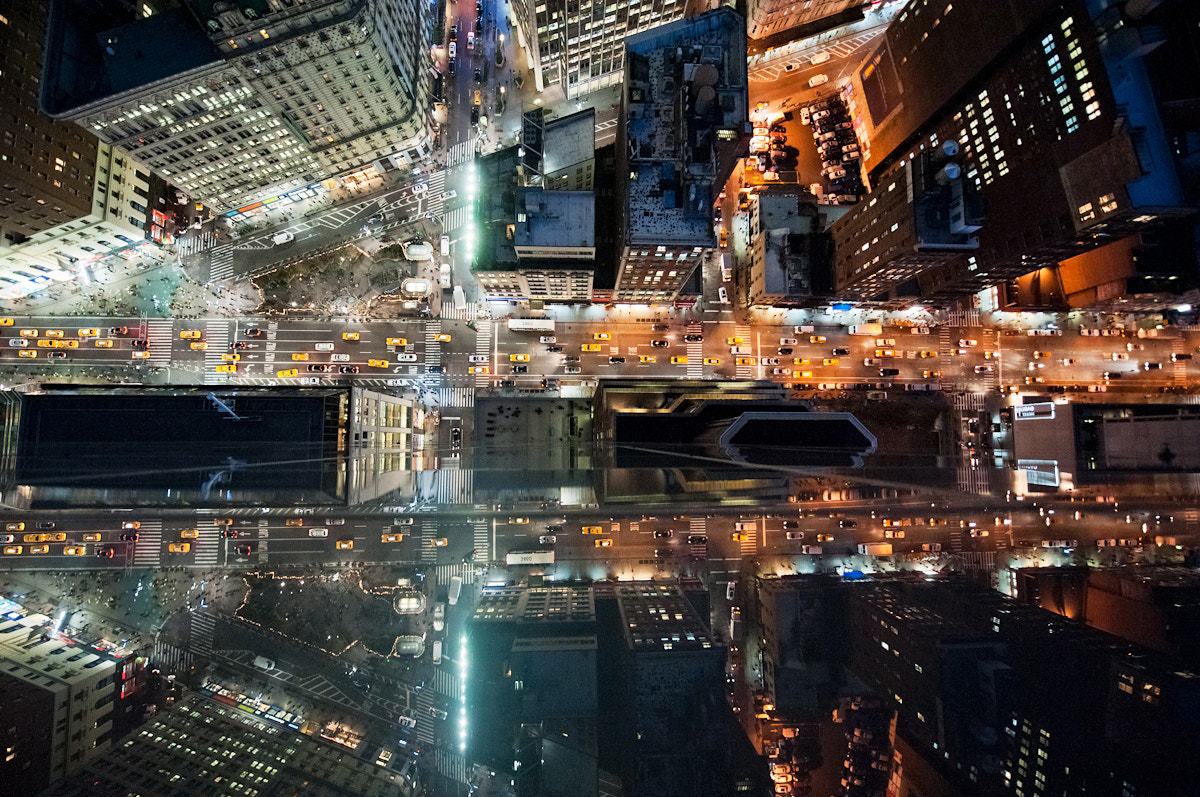 Photograph Intersection   NYC by Navid Baraty on 500px