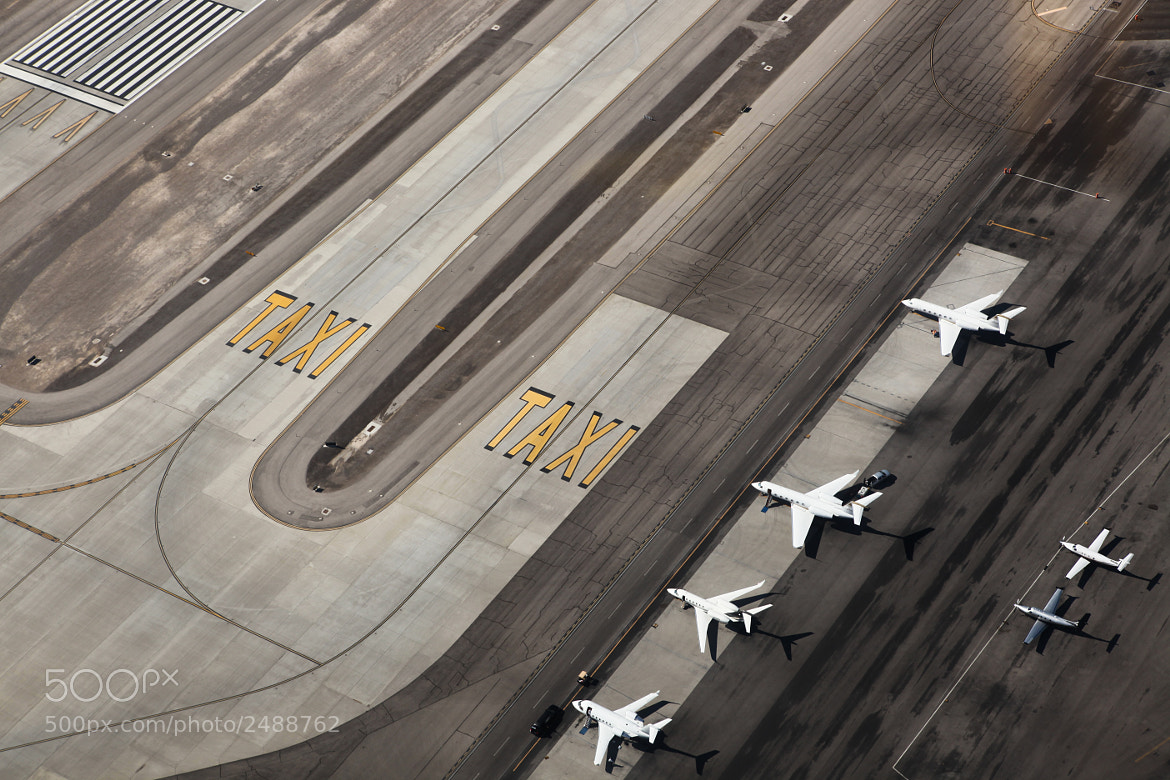 Photograph Las Vegas Airport by Björn Borgers on 500px