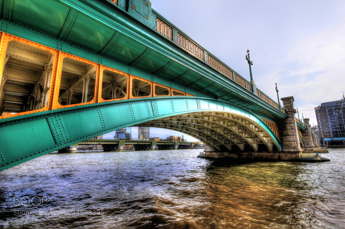 Photograph HDR Bridge by Tony Jones on 500px