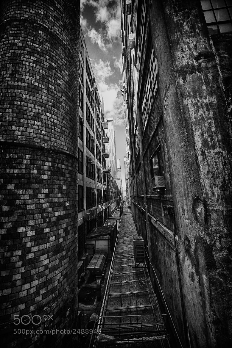 Photograph Narrow Passage by Dr. Martin Zeile on 500px