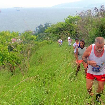 Hiking Barretto Hills, Sony DSC-TF1