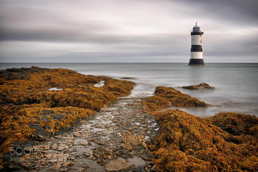 Photograph Penmon Lighthouse by Jon Swainson on 500px
