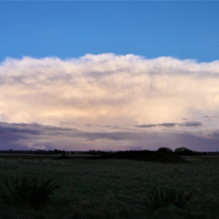 Strange sky, Panasonic DMC-TZ5