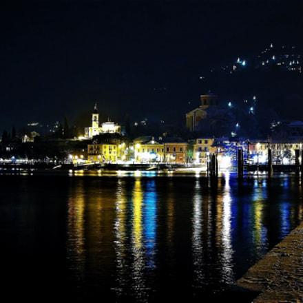 Laveno... Lago Maggiore, Nikon D300, AF-S DX VR Zoom-Nikkor 18-200mm f/3.5-5.6G IF-ED