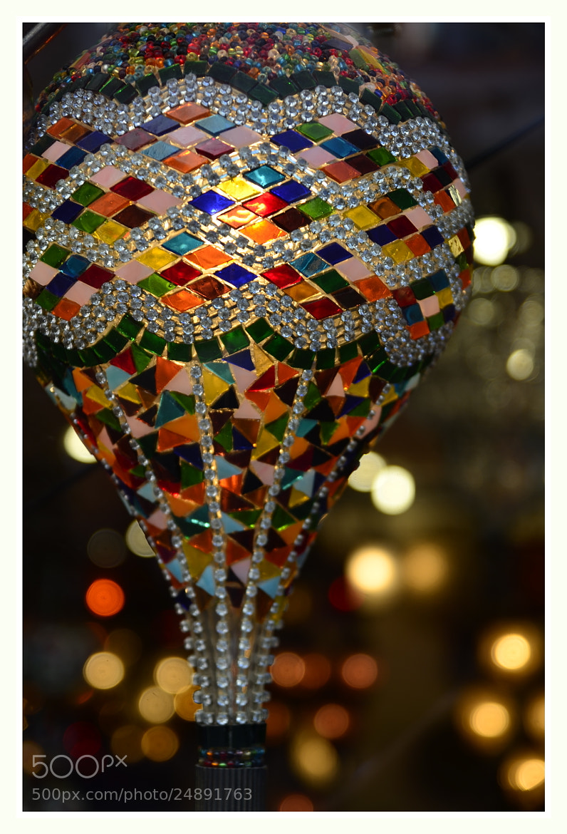 Photograph Turkish Lights II by Claudia Gadea on 500px