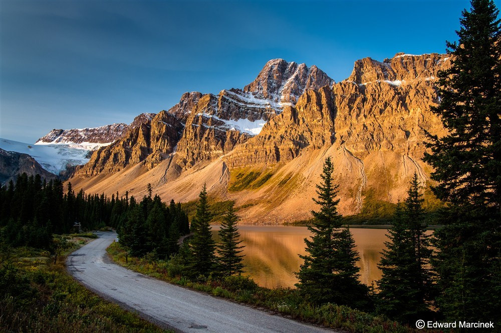Photograph Early Morning in Rockies by Edward Marcinek on 500px