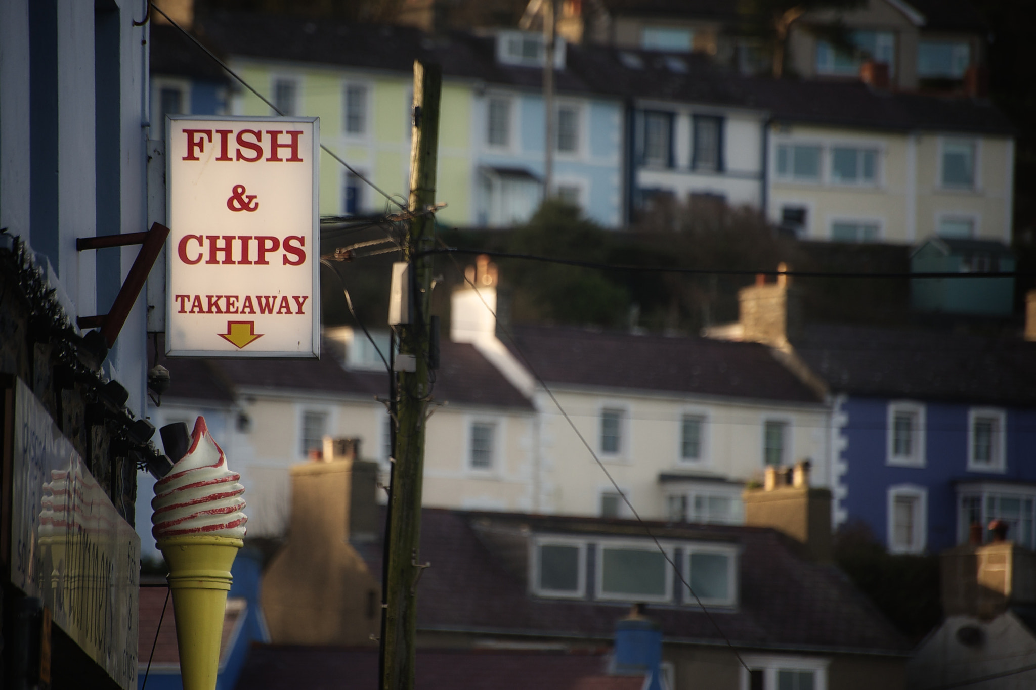 Photograph Fish & Chips by Craig Kirkwood on 500px