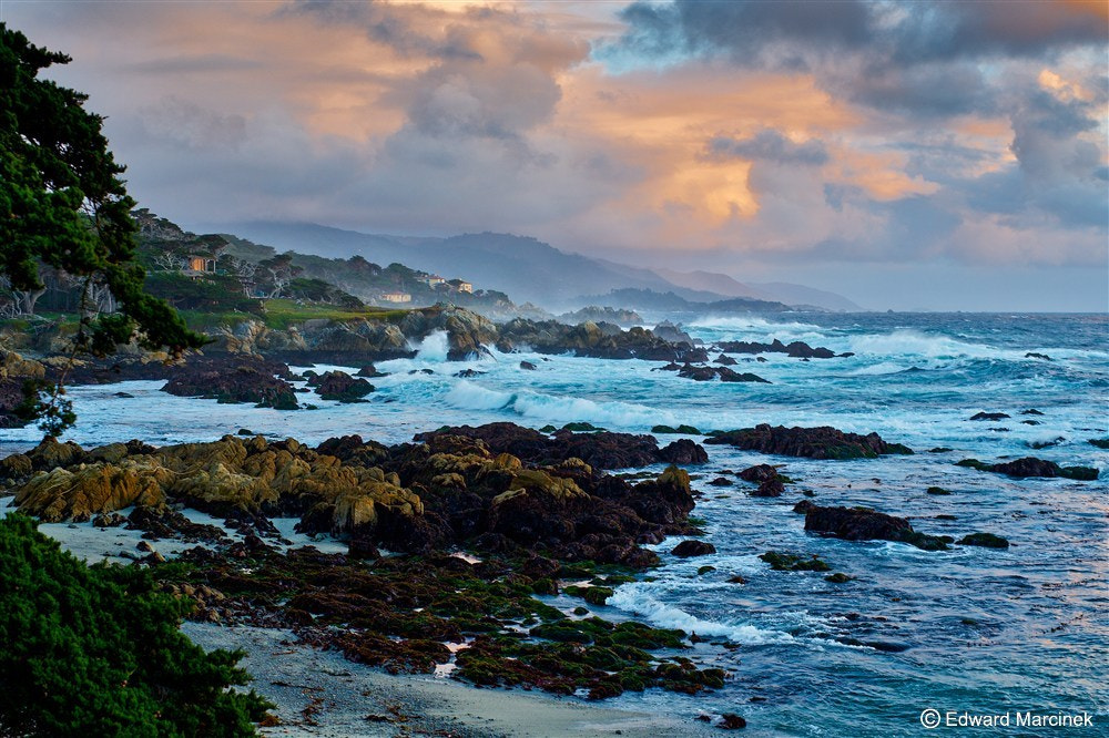 Photograph Cypress Point Lookout by Edward Marcinek on 500px