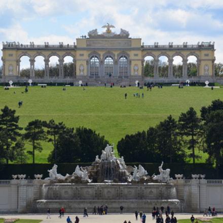 Schönbrunn Palace gardens, Nikon D5100, Sigma 18-200mm F3.5-6.3 II DC OS HSM