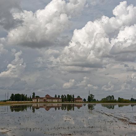 Farmhouse, Nikon D7100, AF-S Nikkor 24-120mm f/4G ED VR