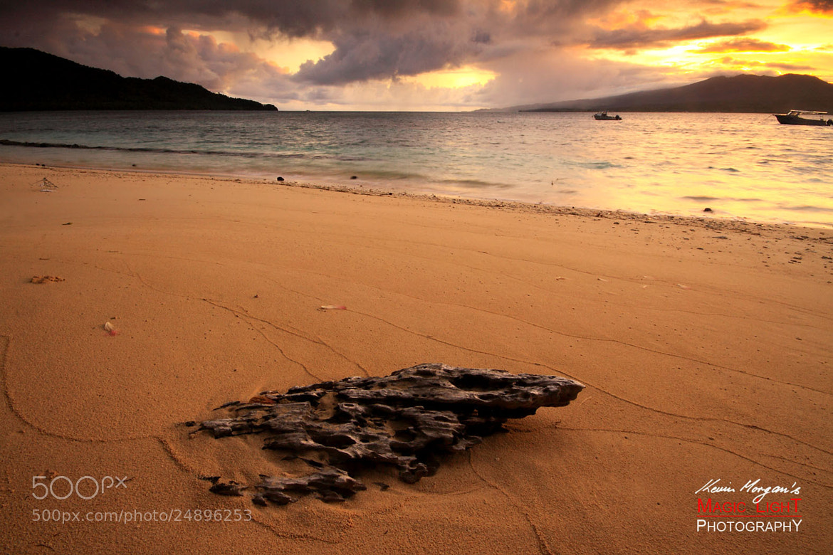 Photograph Qamea Sunset 3 by Kevin Morgan on 500px