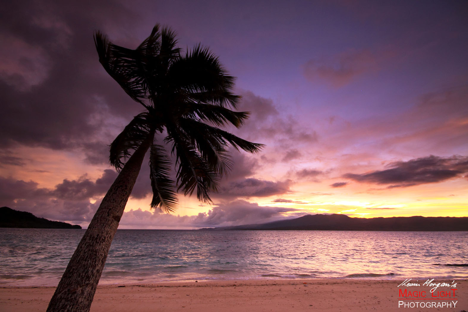 Photograph Qamea Sunset 4 by Kevin Morgan on 500px