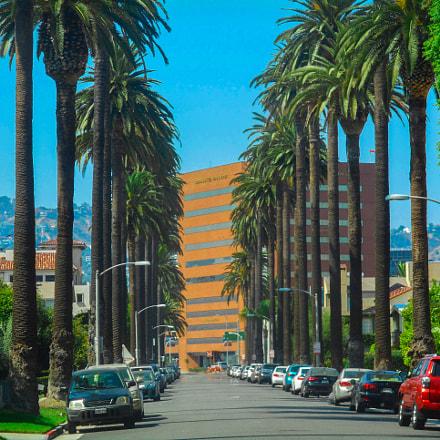 Los Angeles, California, Nikon COOLPIX S3700