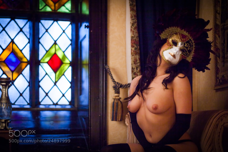 Photograph The Mask by Bramley . on 500px