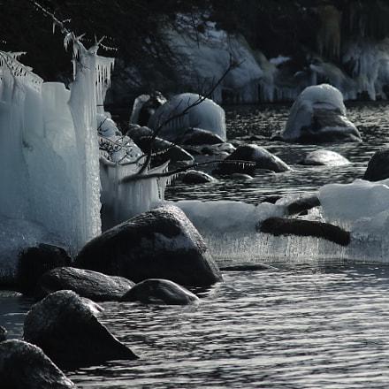 Ice scapeades, Canon EOS 7D MARK II, Canon EF 70-210mm f/4